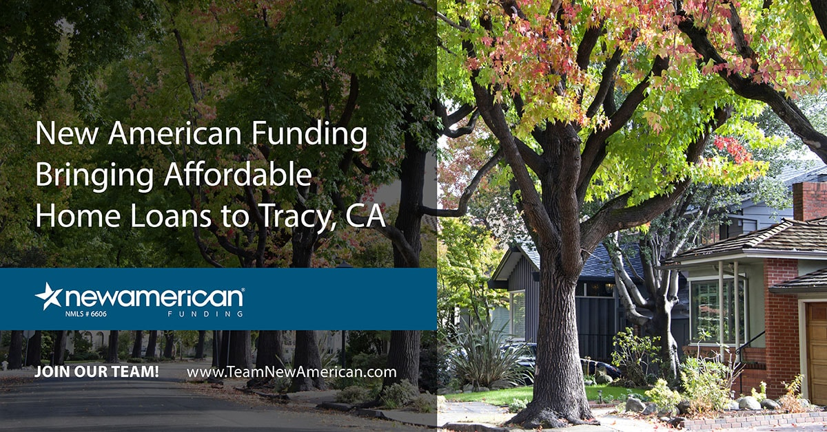New American Funding Launches in the Central Valley, CA, Offering Affordable Home Loans